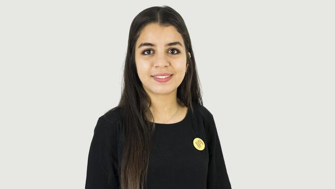 Iman Benataya, nova Defensora de la Infància i l'Adolescència de Lleida