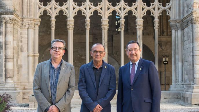 Les institucions de Lleida commemoraran de forma unitària la Diada Nacional de Catalunya