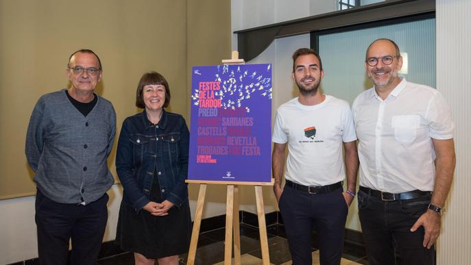 Roba Estesa i Buhos, caps de cartell de les Festes de la Tardor de Lleida