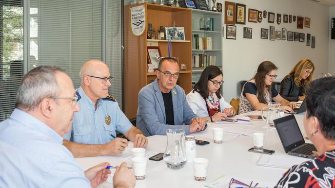La Paeria convocarà una sessió de treball amb experts per analitzar l'incivisme a la ciutat