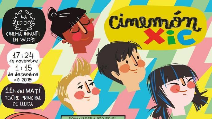 Cinemón Xic inicia demà diumenge el cicle de projeccions