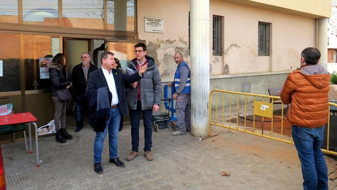 La Paeria millora el Centre Cívic de Llívia