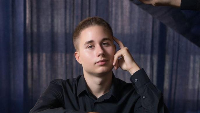 El talent de Vladimir Acimovic, aquest dimarts a l'Auditori Enric Granados