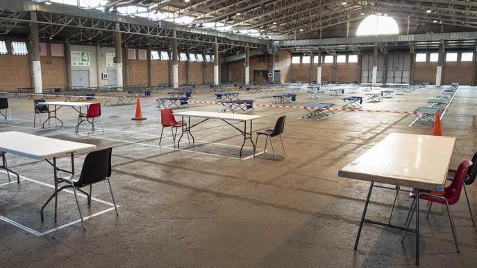 ⏯️ En marxa el dispositiu d'atenció a temporers a Lleida