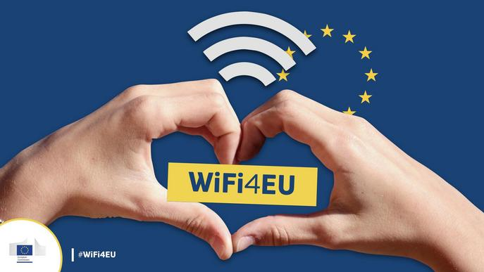 La Paeria habilita punts de connexió WIFI gratuïta en diversos espais públics de Lleida