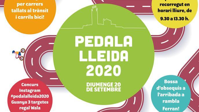 Lleida pedalarà per una mobilitat més sostenible i segura