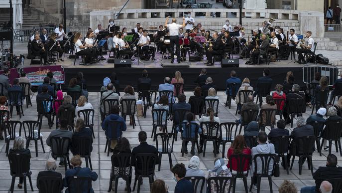 ⏯️ La salut protagonitza el pregó de les Festes de la Tardor de Lleida