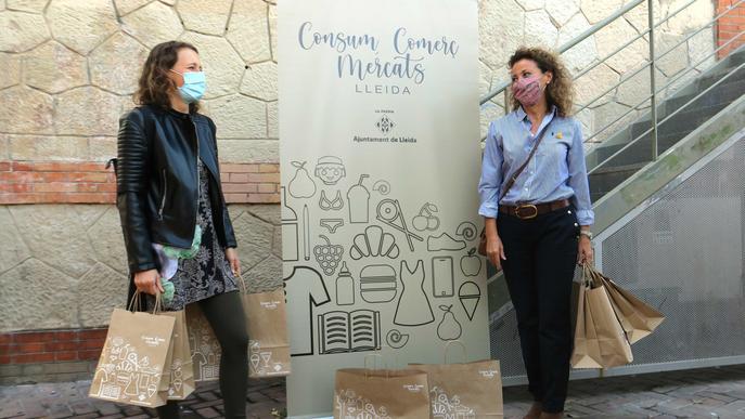 """""""Plàstics Zero"""" als Mercats de Lleida"""
