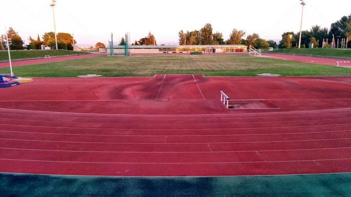 La Paeria cedeix diferents espais esportius a instituts de Lleida per a ús educatiu