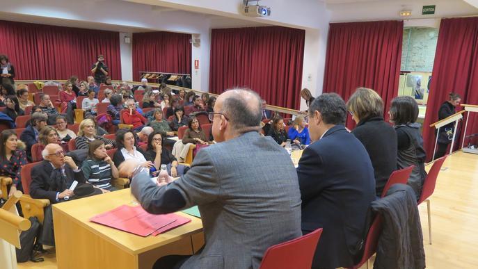 Es presenta a Lleida el nou protocol d'actuació davant de maltractaments a la infància i l'adolescència