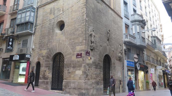 La Capella del Peu del Romeu, un indret de llegenda
