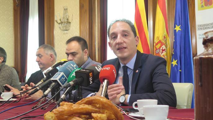 Crespín demana a Renfe que l'AVE 'low cost' faci parada a Lleida