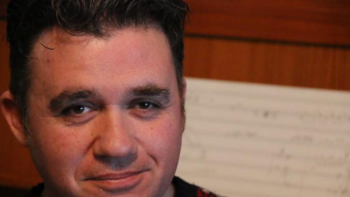 """David Esterri: """"Ja voldria que em censuressin alguna cançó!"""""""