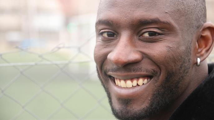"""Cheikh Saad: """"És ingenu pensar que existeix el futbol net"""""""