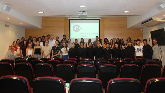 Més de 50 joves de 16 a 29 anys es formen gratuïtament en els cursos d'estiu del Campus Cambra