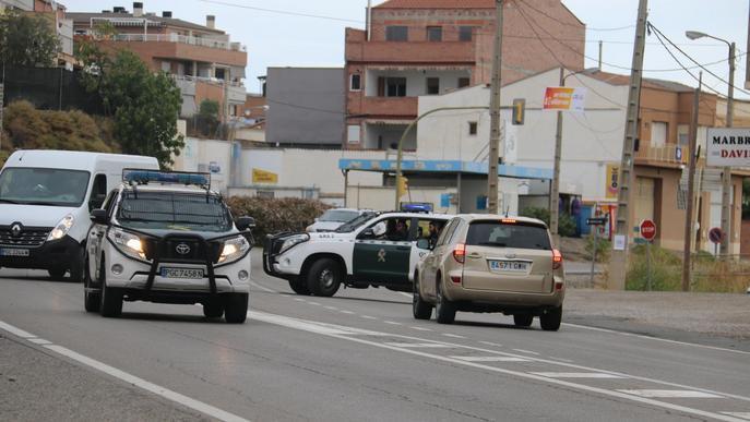 Un guàrdia civil acusa un cap dels Mossos d'alertar per WhatsApp de l'arribada d'antiavalots l'1-O