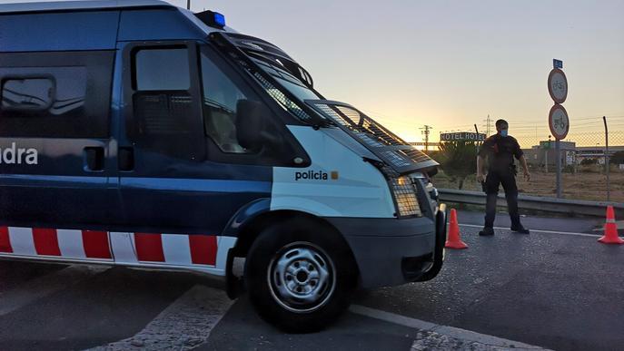 El PSC reprova la gestió del Govern en el confinament de Lleida i el Baix Segrià