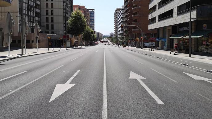 Confinament total a Lleida i altres municipis del Segrià