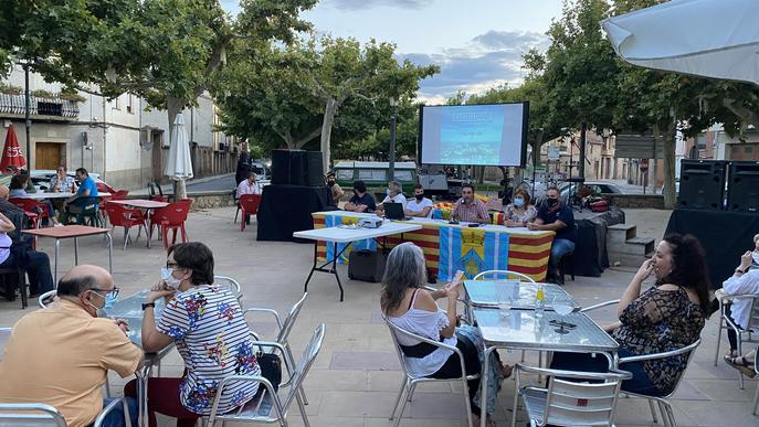Castelldans presenta un nou projecte turístic i les obres de millora dels propers anys