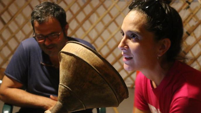 Tombs Creatius explica el procés creatiu del seu nou espectacle 'Secrets'
