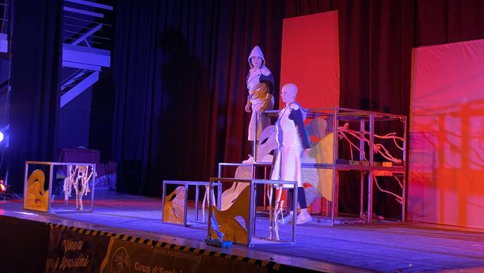 Les Borges Blanques s'omple de teatre infantil