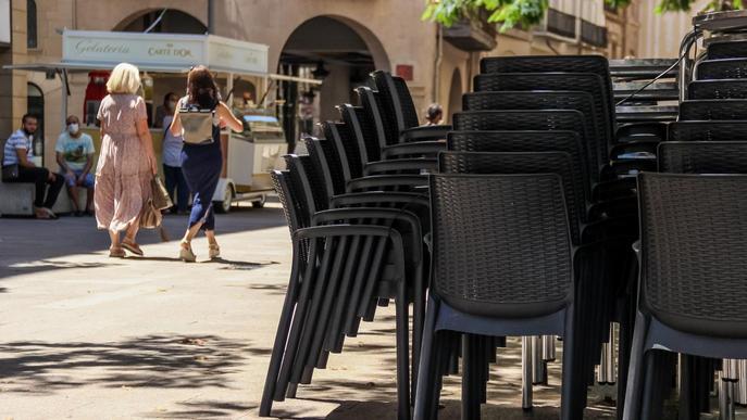 Restauradors d'arreu de Catalunya demanen al Govern que no apliqui les restriccions fins que el TSJC es pronunciï