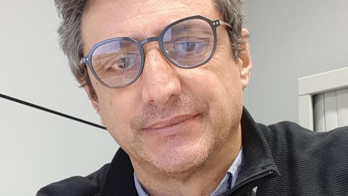 Joan Vives Tomas, nou gerent de l'IRBLleida