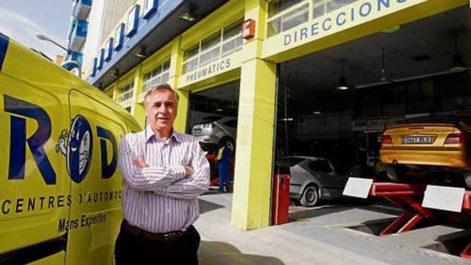 L'empresa lleidatana Rodi i Euromaster creen una empresa de distribució de pneumàtics a l'engròs