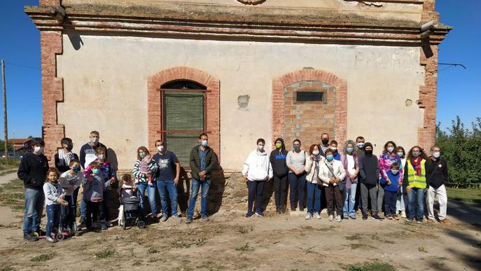 El Palau d'Anglesola celebra la Festa Major del Patrimoni