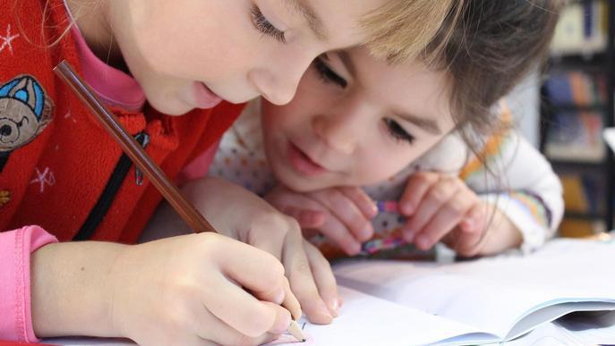 La Paeria obre la convocatòria de subvencions d'Educació amb una dotació de 85.000 euros