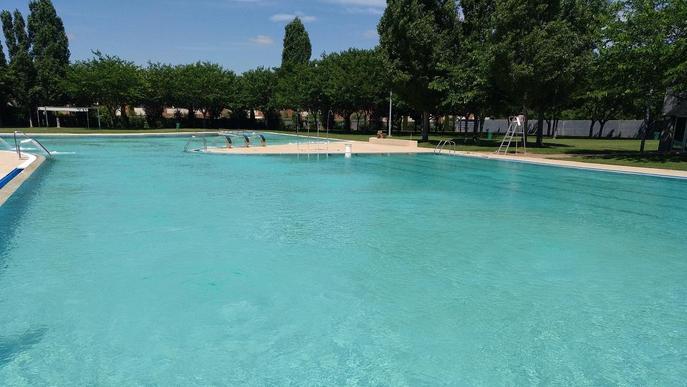 Tàrrega ja té data per obrir les piscines municipals