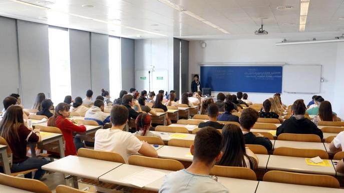 Selectivitat Proves d'Accès a la Universitat - PAU