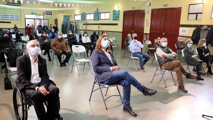 Latorre confirma l'arribada de la fibra òptica a Alfés l'any vinent