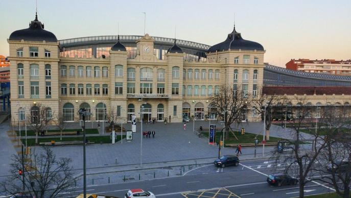 L'Hotel Rambla de l'estació de Lleida també funcionarà com a hospital