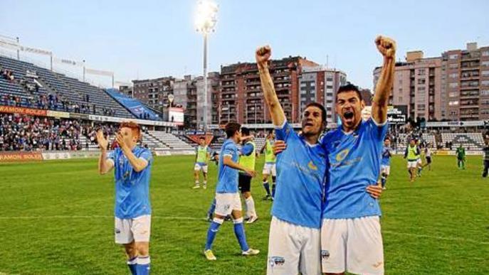 El Lleida Esportiu es concentrarà dissabte a Sant Esteve Sesrovires
