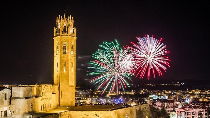 Lleida, a punt per a l'esclat de la Festa Major