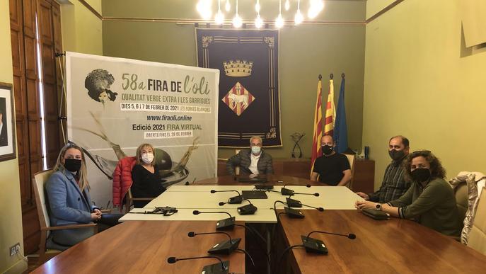 L'entrenador balaguerí Lluís Cortés, ambaixador de l'Oli de Qualitat de Catalunya