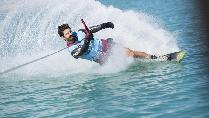 Novè títol consecutiu per al Club Lleida Ski & Wake al Campionat d'Espanya de 2Llacs