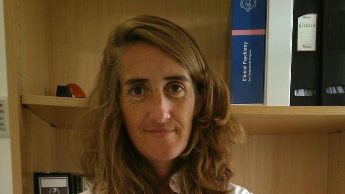 """Maria Irigoien: """"La prevenció del suïcidi és possible, ha de ser un compromís de tots"""""""
