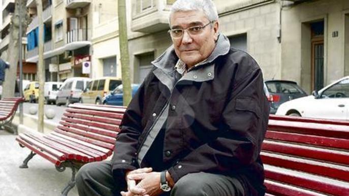 Mor l'històric dirigent veïnal de Lleida 'Quimet' Mateo als setanta anys