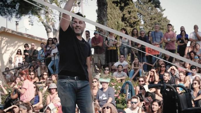 Ferran Orobitg, o com viure el teatre sense 'límits'