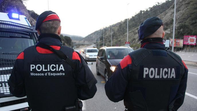 Més de 3.100 denúncies en un sol dia per incomplir el confinament a Catalunya