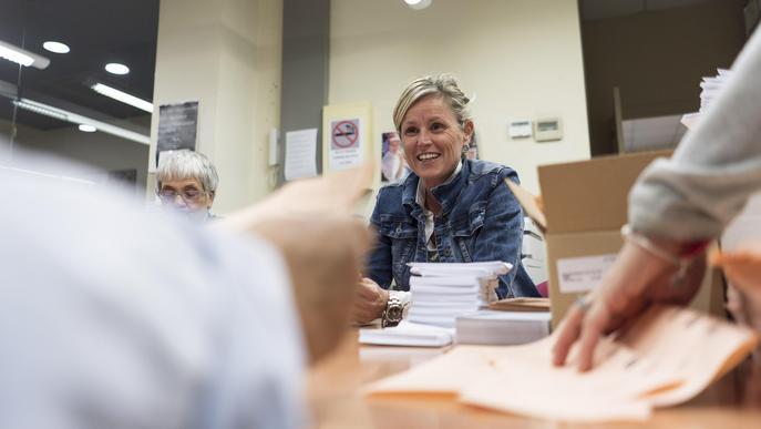 #EleccionsGenerals10N: Molt personal. Montse Mínguez, candidata del PSC per Lleida, Pirineu i Aran