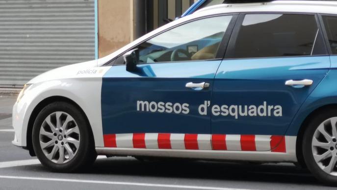 Detingut per robar en un menjador social de Lleida