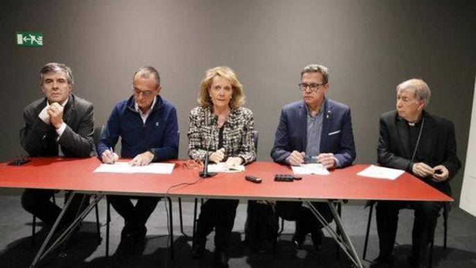 """La Generalitat recorrerà la sentència per l'art de la Franja i lamenta que el jutge hagi fet """"cas omís"""" dels seus arguments"""