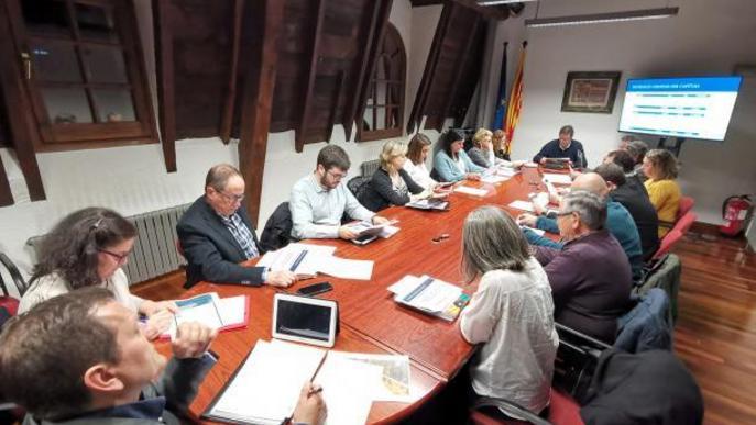 El Consell Comarcal augmentarà les inversions en un 252% respecte a l'any passat