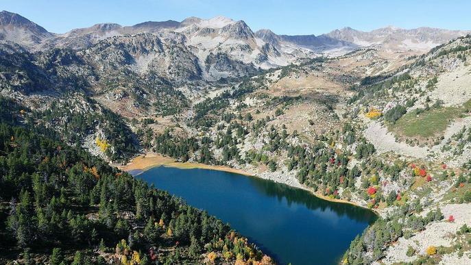 El Parc de l'Alt Pirineu s'amplia en 9.466 hectàrees i voreja les 80.000