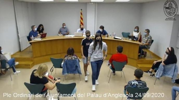 Premi al civisme d'adolescents del Palau d'Anglesola