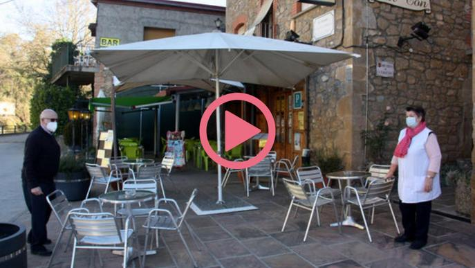 ⏯️ Bars i restaurants de pobles petits del Pirineu esperen que s'acabin les restriccions de mobilitat per rebre clients