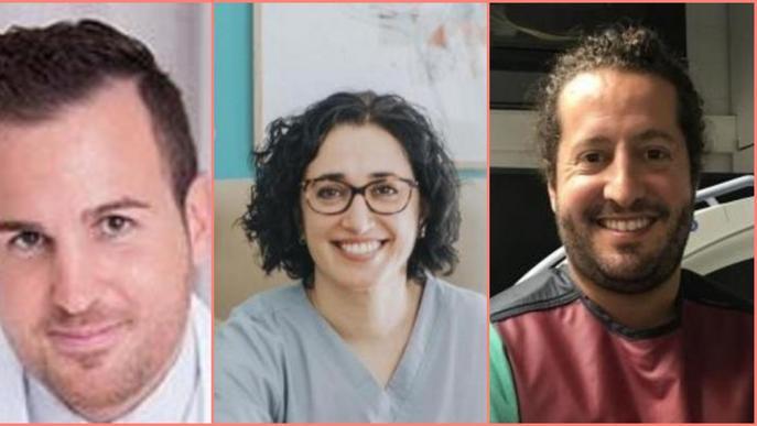 Tres lleidatans, nominats a millor metge especialista